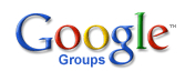 Google Groups II